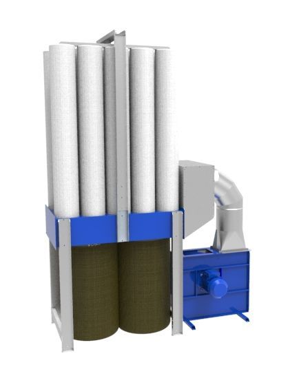 FU-15 Filter unit