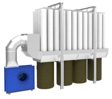 FU-58 Filter unit