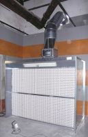Tecnodry 2.5 Spray booth